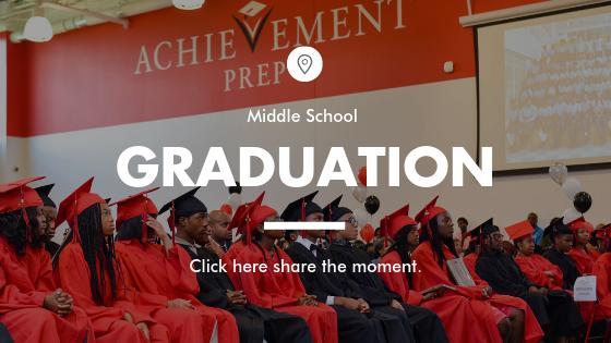 Achievement Prep Public Charter School Graduation 2019