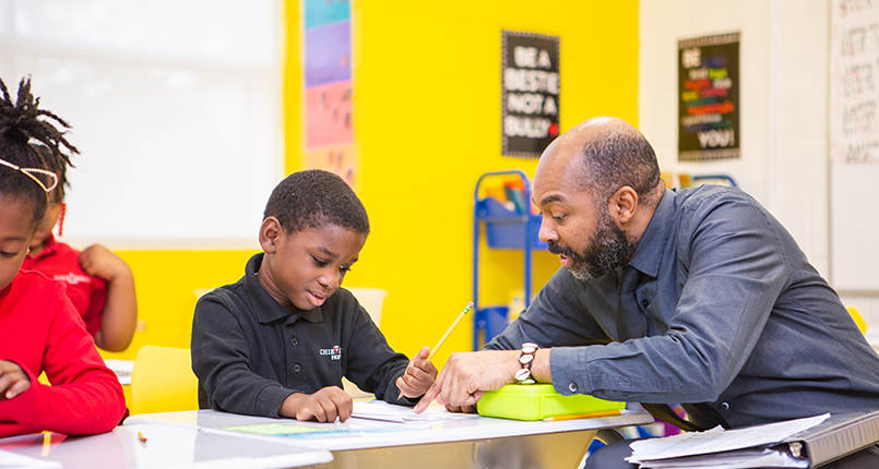 DC Charter School-Teacher-and-Student-Learning-